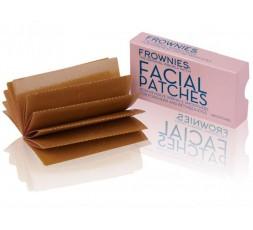 Parches Antiarrugas FBE Frownies: indicados contra las arrugas de la frente y entrecejo.