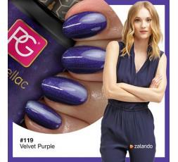 Queda muy bonito combinado con otros tonos de lila como el 118 Lavender Purple o 248 Midnight Purple.
