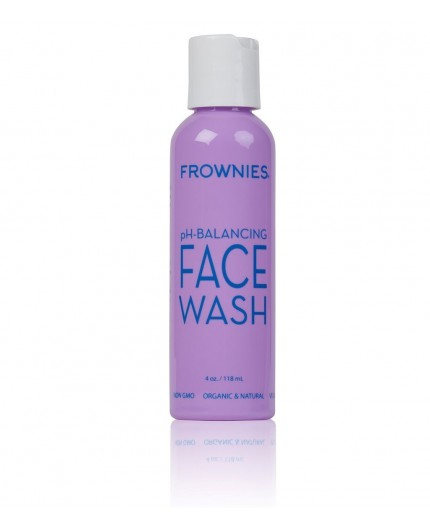 Gel limpiador facial pH neutro de Frownies