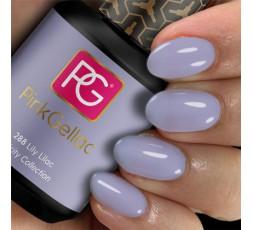 288 Lily lilac, bonito color púrpura para unas uñas perfectas