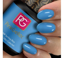 Pink Gellac 269 Surfing Blue esmalte en gel permanente