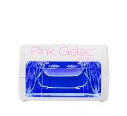 Lámpara LED secadora esmalte en gel permanente Pink Gellac