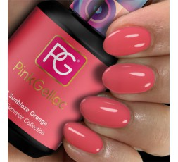 Pink Gellac 290 Sunblaze Orange un color naranja cálido y suave. Muy actual y combinable con multitud de looks.
