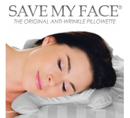 "Almohada ""Save my face"""