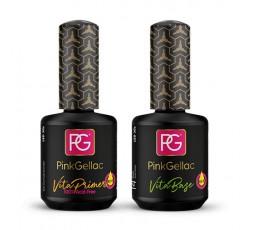 ¡Nuevo! Si buscas el cuidado óptimo para tus uñas, Vita Set de Pink Gellac es tu aliado.