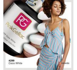 299 Coco White es unblanco puro con un acabado cremoso.
