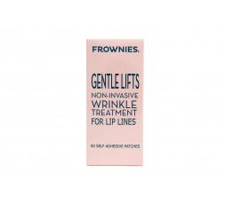 parches autoadhesivos para reducir las arrugas que aparecen alrededor de los labios (contorno).
