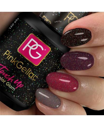 Color Glam - Brillo con Purpurinas