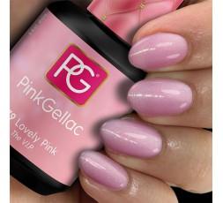 179 Lovely Pink. Esmalte en color rosa claro sutil .