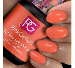 Este llamativo color naranja, 327 Mandarin Orange es uno de nuestros favoritos para el verano.