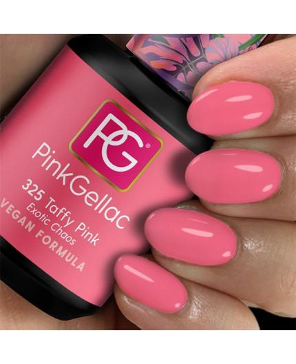 Pink Gellac 325 Taffy Pink Color esmalte gel permanente