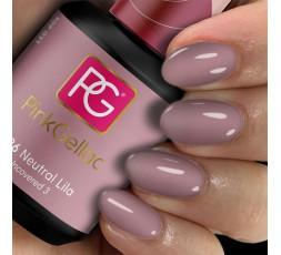 El esmalte de uñas Neutral Lila es un color neutro perfecto para cualquier tono de piel!