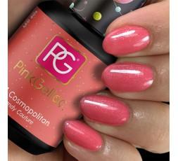 El Cosmopolitan, un color rosa con un toque anaranjado. ¡Su acabado brillante lo convierten en uno de nuestros favoritos!