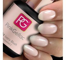 Color Nude rosa pálido, suave y  cremoso. Con este tono 194 Ivory Blush, consigues un look romántico y natural.