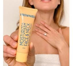 Crema hidratante sin conservantes, ni colorantes, ni fragancias o perfumes.