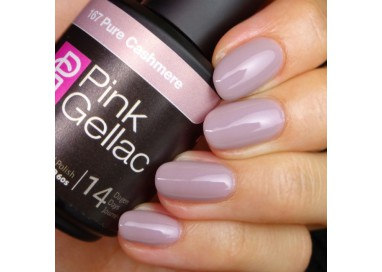 Pink Gellac 167 Pure Cashmere Color Esmalte Gel Permanente