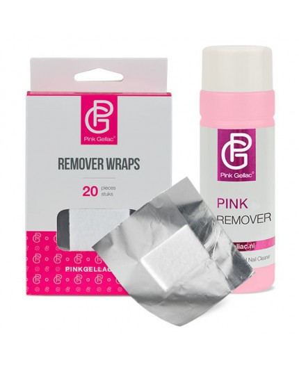 Kit Quitaesmalte Remover
