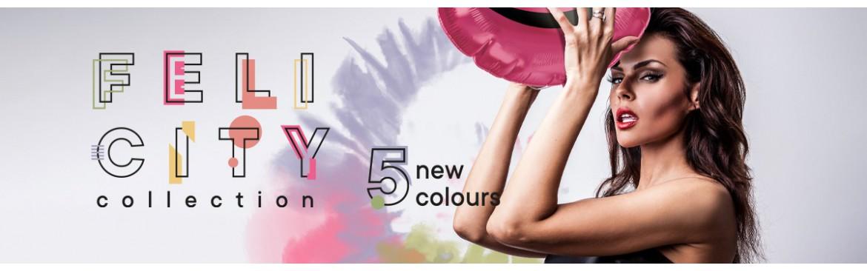 Colección Felicity Esmaltes color Pink Gellac Primavera 2020