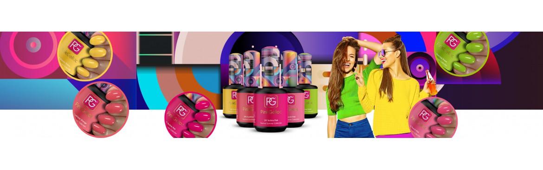 Colección Festival Verano 2020 - colores esmalte gel permanente