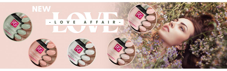 Nueva colección de Pink Gellac con 5 tentadores tonos que te van a enamorar!!