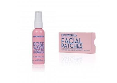 Parches FBE + Agua de Rosas